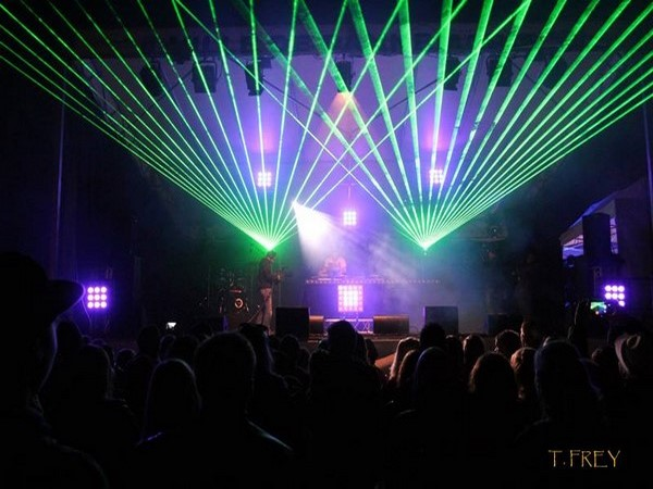spectacle laser Bordeaux
